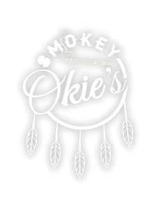 Smokey Okies Logo with drop shadow